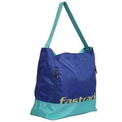 Picture of Fastrack Shoulder Bag (Blue) A0504NBL01