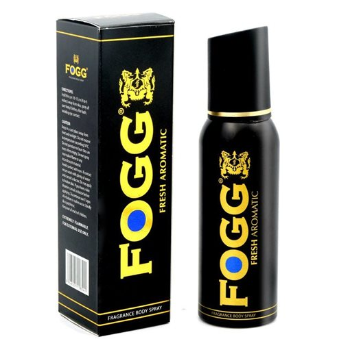 Picture of Fogg Black Edition Fresh Aromatic DeoDorant(120ml)