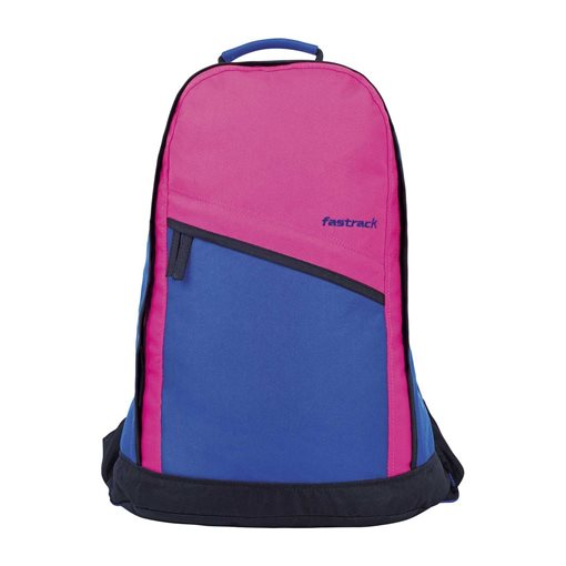Picture of Fastrack Sporty Backpack For Women-AC025NPK01