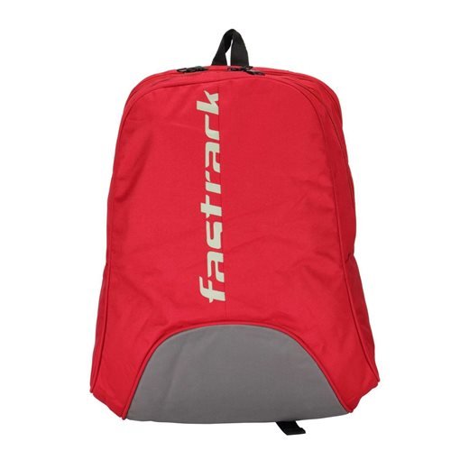Picture of Fastrack Double Compartment Backpack For Men-AC020NRD01
