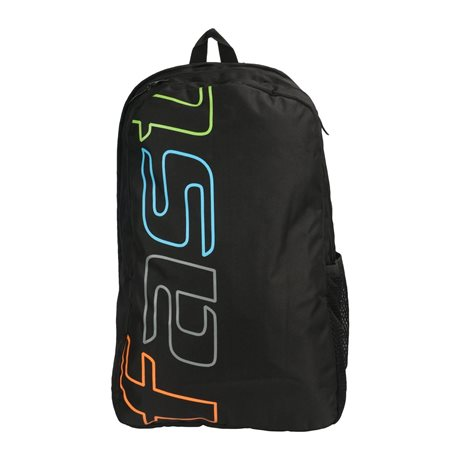 Picture of Fastrack Double Compartment Backpack For Men-AC021NBK01