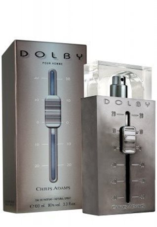 Picture of  Chris Adams Dolby Men Edp 100M