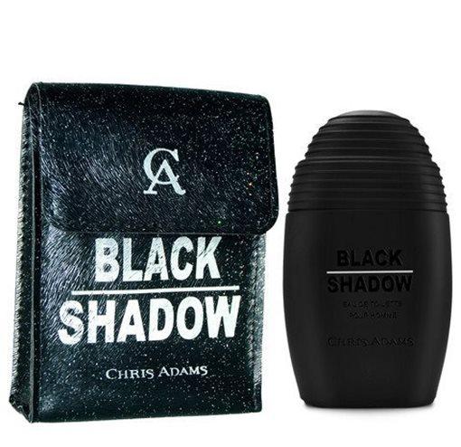 Picture of Chris Adams Black Shadow Eau de Parfum - 100 ml For Men