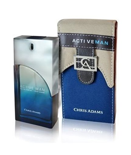 Picture of Chris Adams Active Man EDP - 100 ml(For Men)