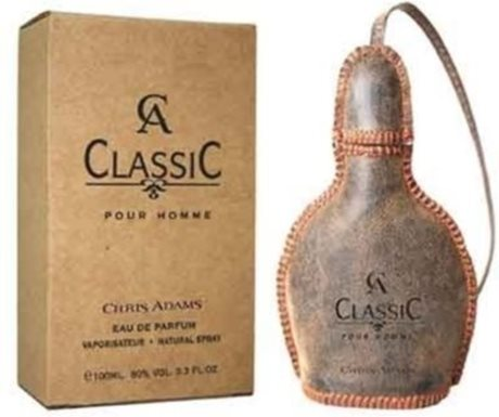Picture of Chris Adams Classics EDP - 100 ml(For Men)